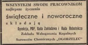 Nowiny Jeleniogórskie magazyn ilustrowany ziemi jeleniogórskiej, R. 4, 1961, nr 51-52 (195-196) , 21.12.1961 do 03.01.1962