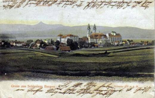 Cresofbor - jedna ze słowiańskich nazw Krzeszowa